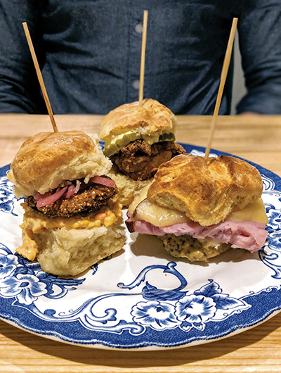 Restaurant Review Colleen S Kitchen Austin Monthly Magazine