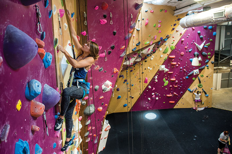 4 Indoor Rock Climbing Gyms In Austin Austin Monthly Magazine