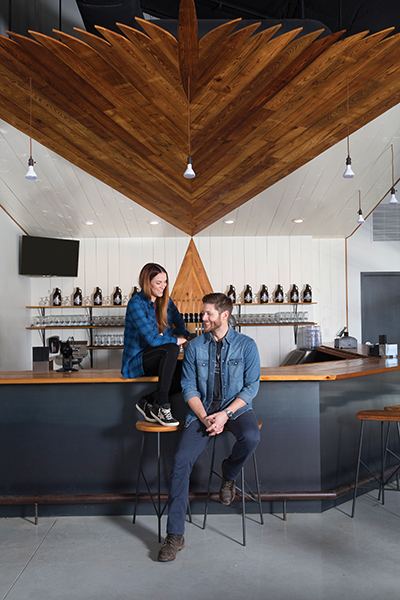 A Tour of Supernatural Star Jensen Ackles' Brewery ...