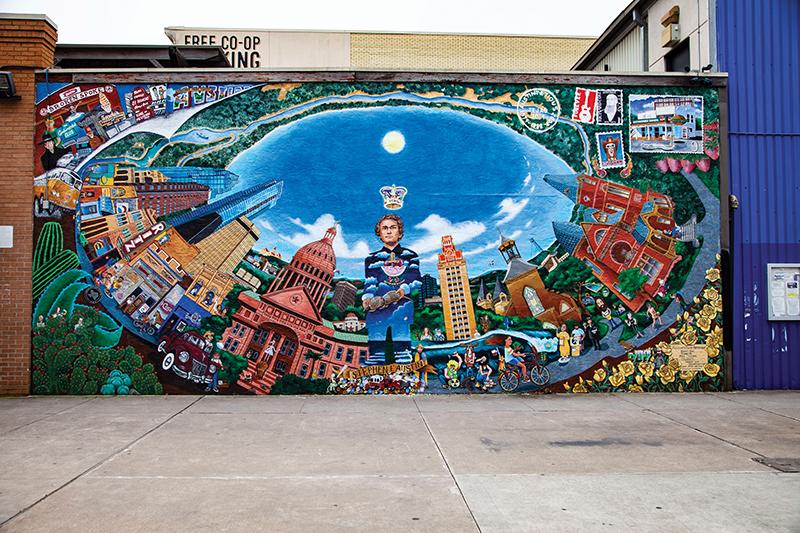 6 Iconic Murals In Austin Austin Monthly Magazine