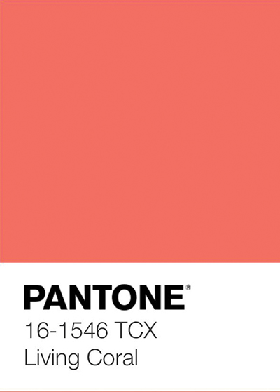 Accessorize With Pantone S Color Of The Year Living Coral Austin Monthly Magazine