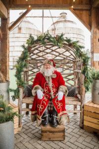 Christmas at the Silos