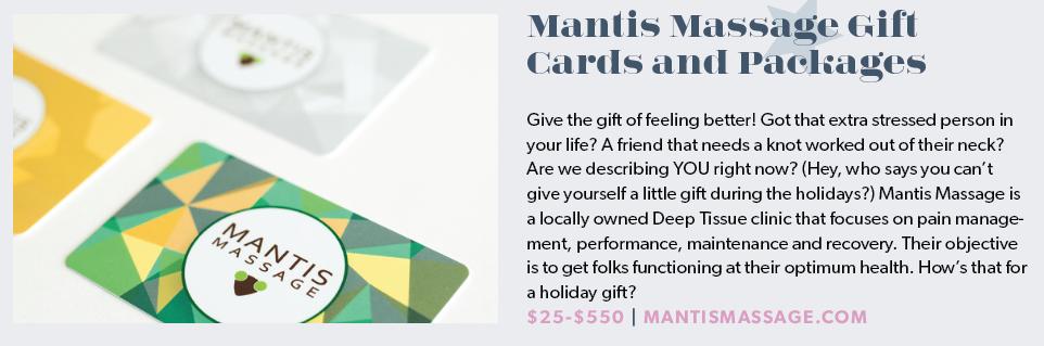 Mantis Massage