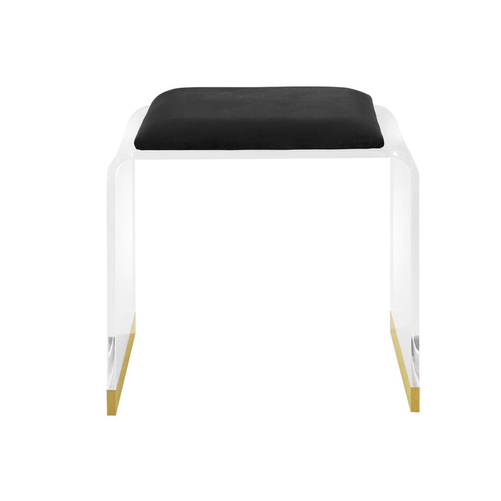 Syrna Vanity Stool. Wayfair, $345.99