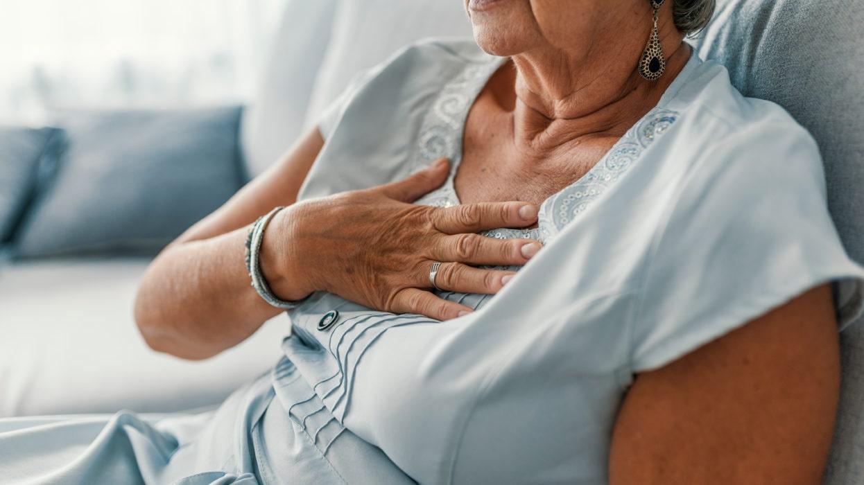heart disease women