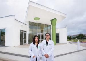 Dr. Nicole Basa & Dr. Alan Abando