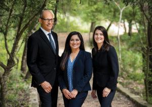 Drs. Zarmeena Vendal, Stan Saulny, Natalie Stanciu