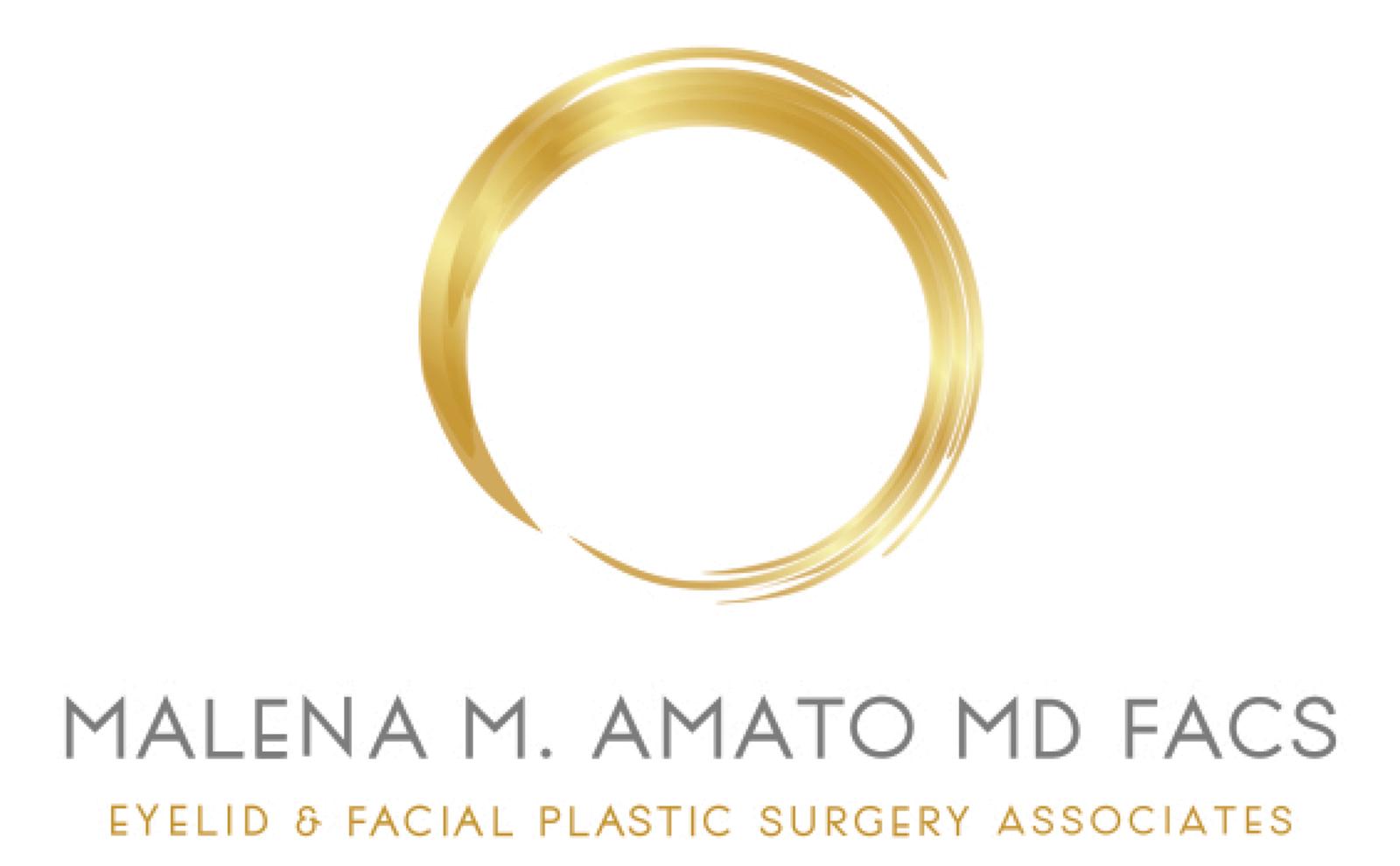 Malena Amato Logo