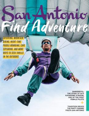 San Antonio Magazine April 2020