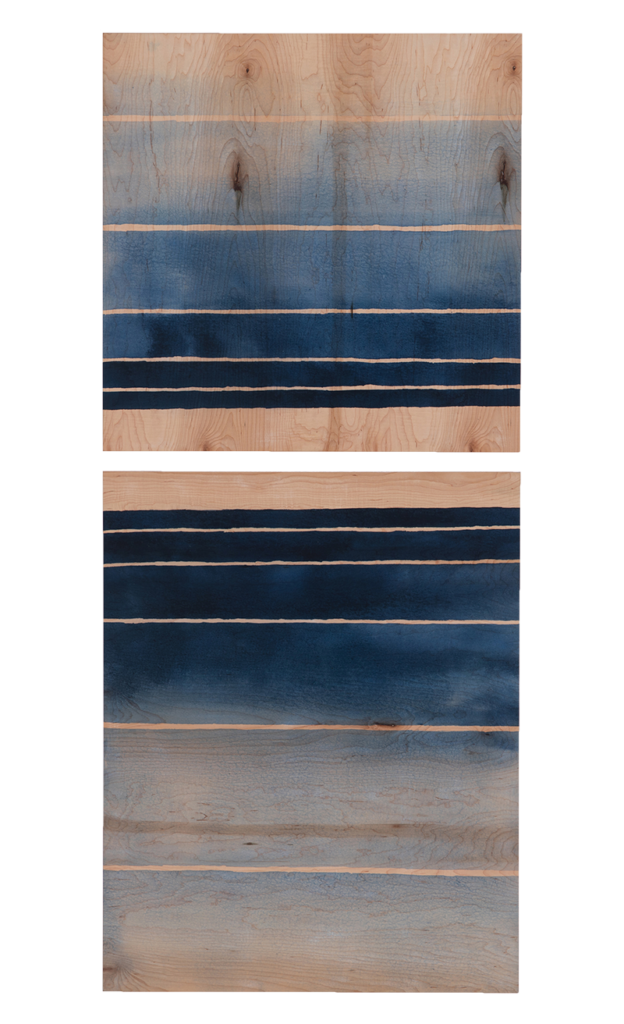 Deep End Diptych. Four Hands Home, $1,490