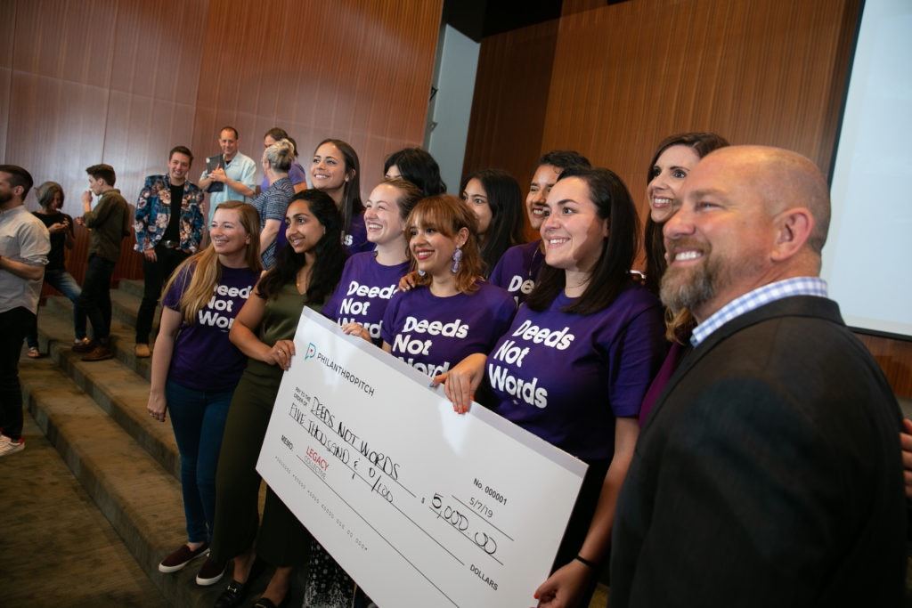 At Philanthropitch, Nonprofits Compete for Funds to Grow
