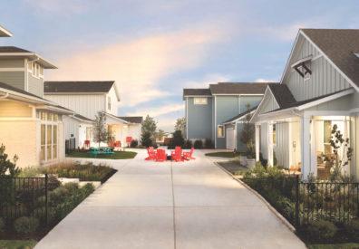 Strong Community Sets Easton Park Apart