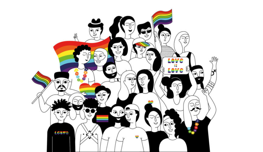 Pride Pop-Up